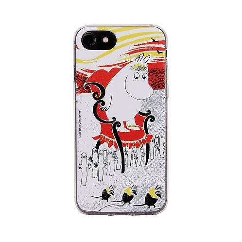 Moomin Мягкий чехол Classic 2 для iPhone 6 / 6S / 7/8