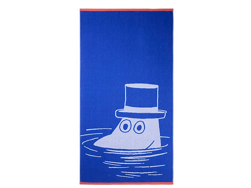 Банное полотенце «Муми-Папа»