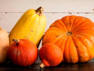 Осень - сезон тыквы.