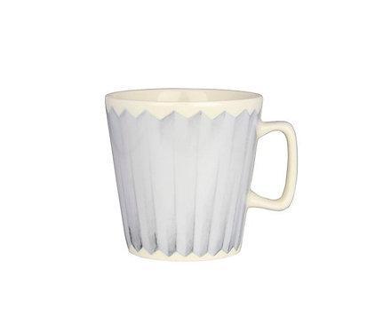 Чашка для эспрессо Пом Пом, голубая.
