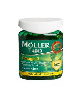 Möller Tupla двойного действия 100 капс.
