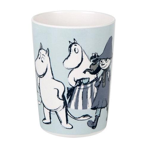Moomin Стакан «Долина Муми-троллей»