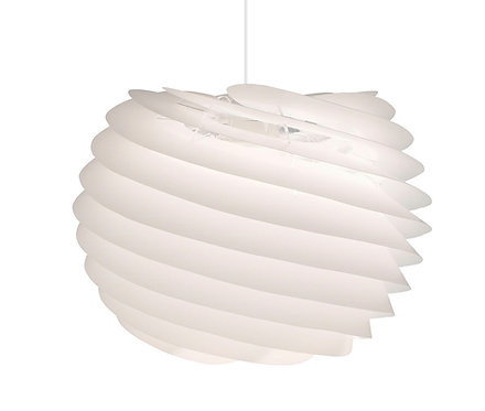 Подвесной светильник TONE Ø33x23cm белый