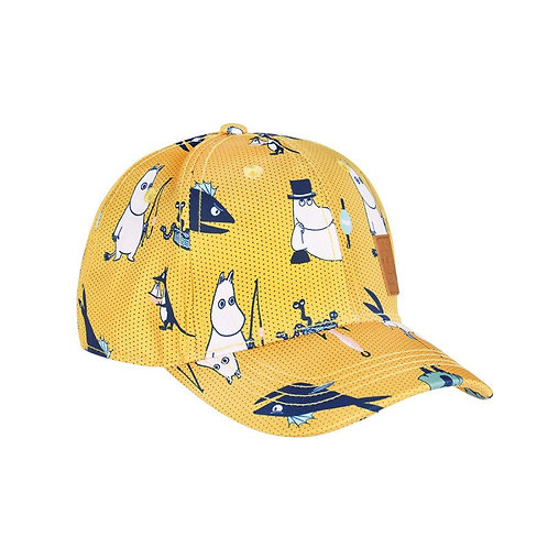 MoominКепка Pals желтая