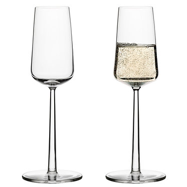Бокалы Iittala Essence для шампанского 0,21л. 2 шт