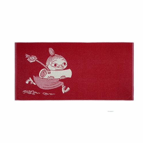 «Малышка Мю» банное полотенце.