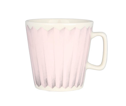 Кружка Пом Пом, розовая, 0,3 л.