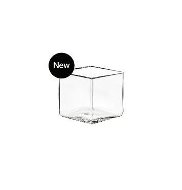 Ваза 115x80 мм прозрачное стекло