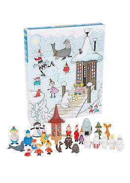 Новый АДВЕНТ календарь с Муми троллями (24 фигурки).