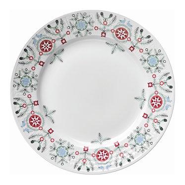 Swedish Grace Winter тарелка 21 см.