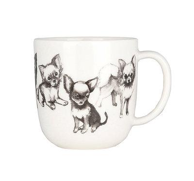 Кружка Друзья Собаки, Чихуахуа