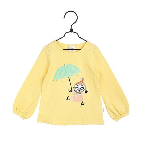 Moomin Рубашка Малышка Мюжелтая