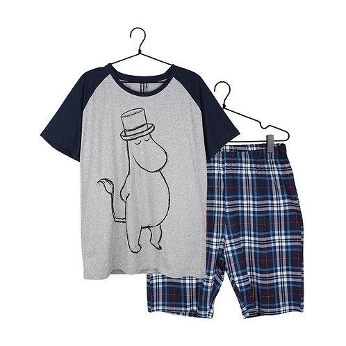 Moomin комплект Sketch Муми-папа, синий