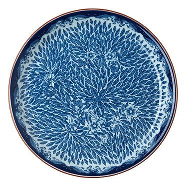 Тарелка Ostindia Floris, 20 см.