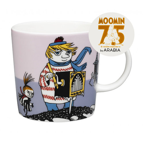 КРУЖКА MOOMIN 75, ТУУ-ТИККИ300 МЛ