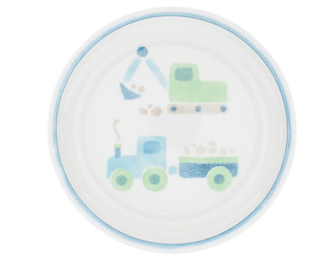 Тарелка Трактор, для супа.