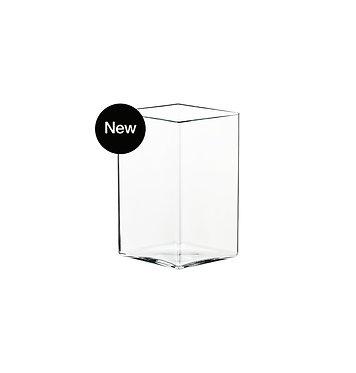 Ваза 205x270 мм прозрачное стекло