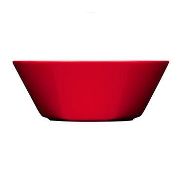 Teema  Чаша 15 см красная