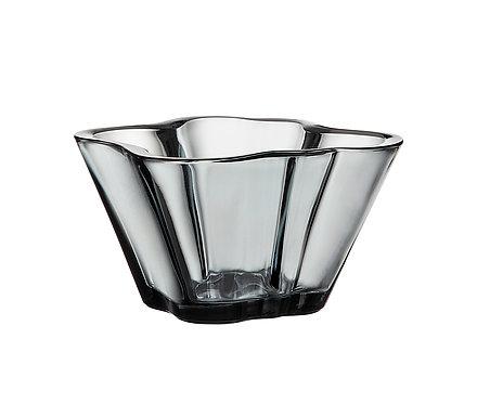Новая ваза Aalto размером 75 мм. Серая