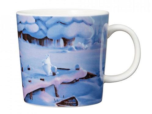 Moomin Кружка Волшебная зима0,3 л.