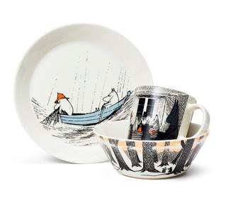 """Верный оригиналу. Новая коллекция Муми-посуды от фабрики Arabia """"True to Its Origins», верная своим"""