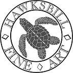 Hawksbill Fine Art logo