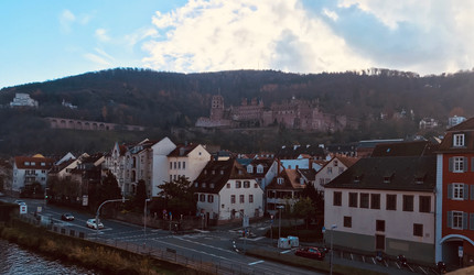 Trip to Heidelberg - great science and spectacular views