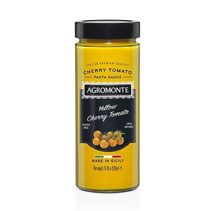 Agromonte Ready Yellow Cherry Tomato Pasta Sauce - 20.46 oz.