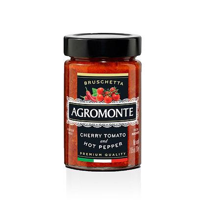 Agromonte Cherry Tomato and Hot Pepper - 7.05 oz.