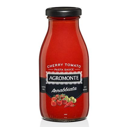 Agromonte Arrabbiata Cherry Tomato Pasta Sauce - 9.17 oz.