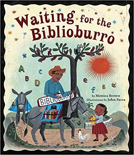 Waiting for the Biblioburro/Esperando el Biblioburro (Spanish-English bilingual)