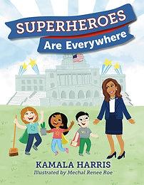 Superheroes Are Everywhere (Hardcover)