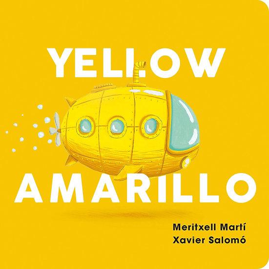 Amarillo (Colores) (Spanish Edition)