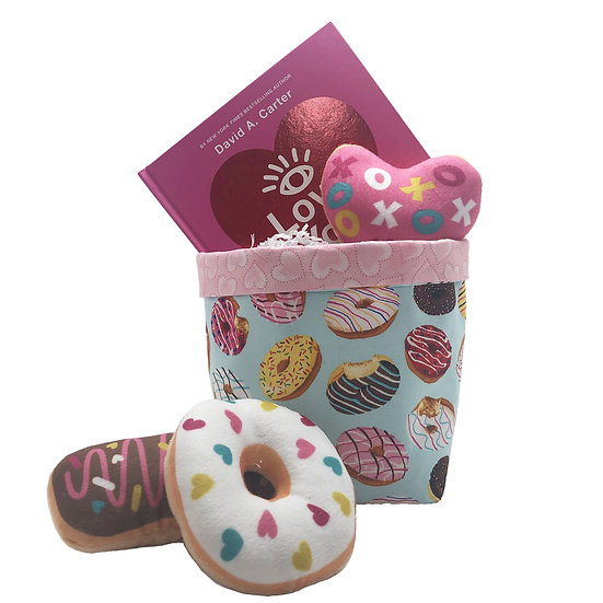 Baby/Toddler Valentine's Day Gift Bundle #2