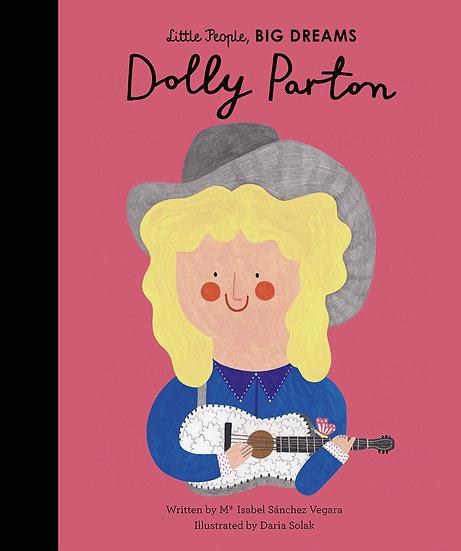 Dolly Parton- Little People, Big Dreams