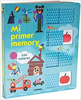 Mi primer memory: Los colores (Spanish Edition)