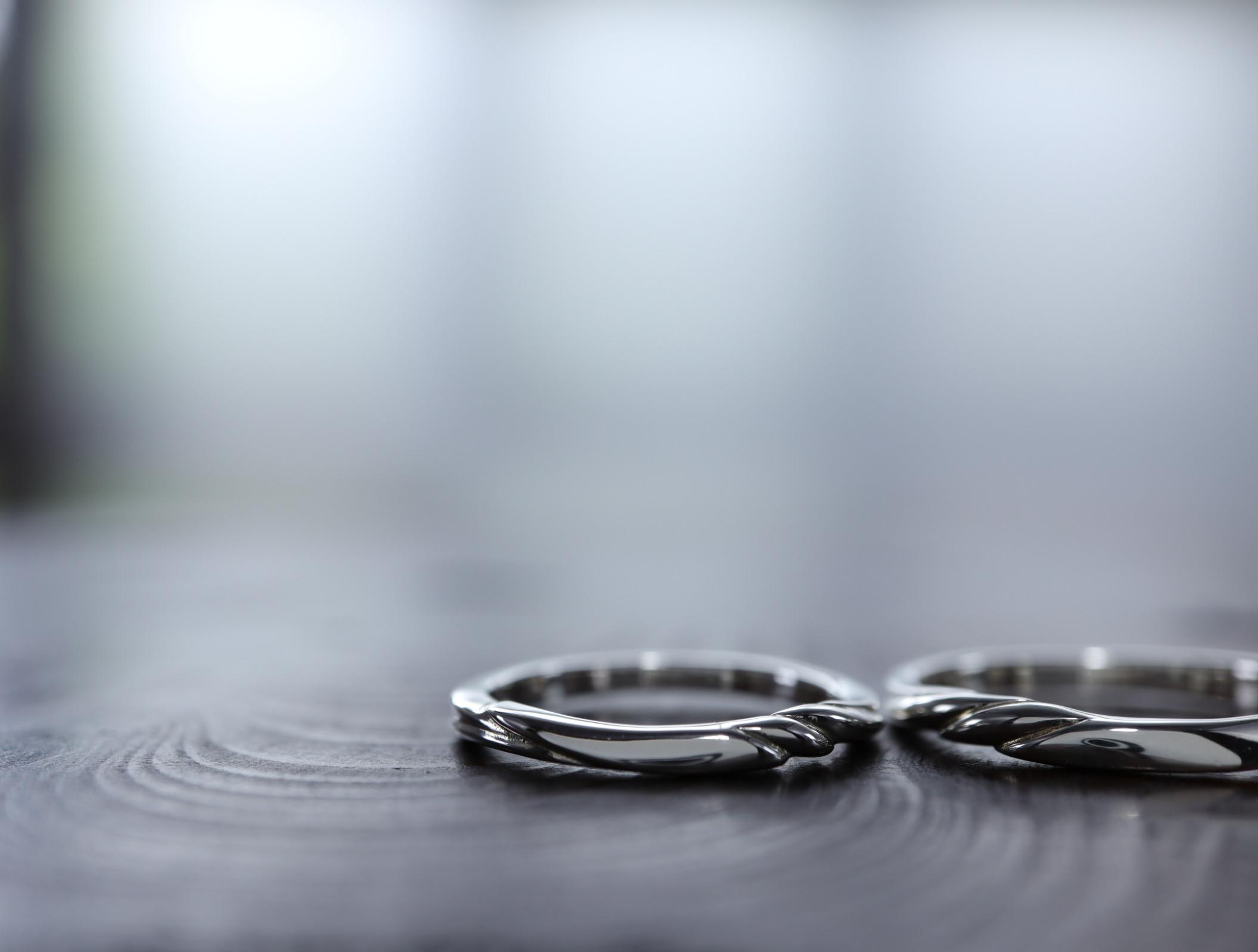 genchou design 手作り結婚指輪プラン