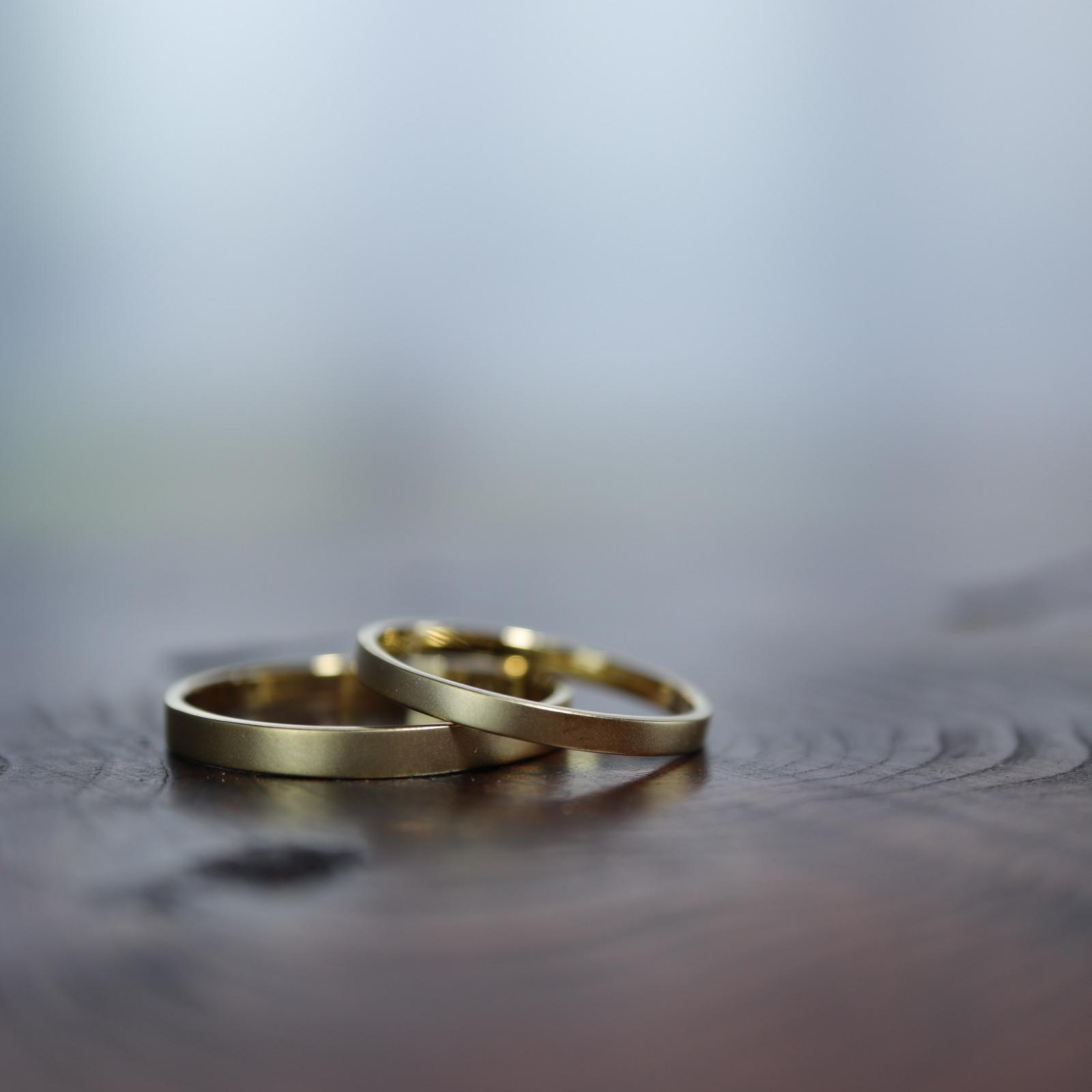 手作り結婚指輪プラン