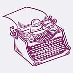 Purple Package icon - typewriter.png