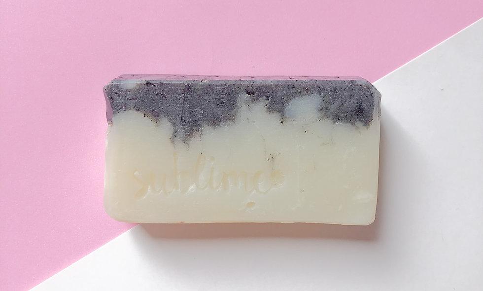shampoo sólido de carvão ativado 80g