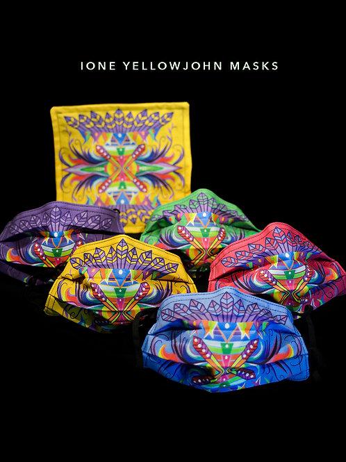 Teepee Masks