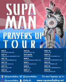 PRAYERS UP TOUR