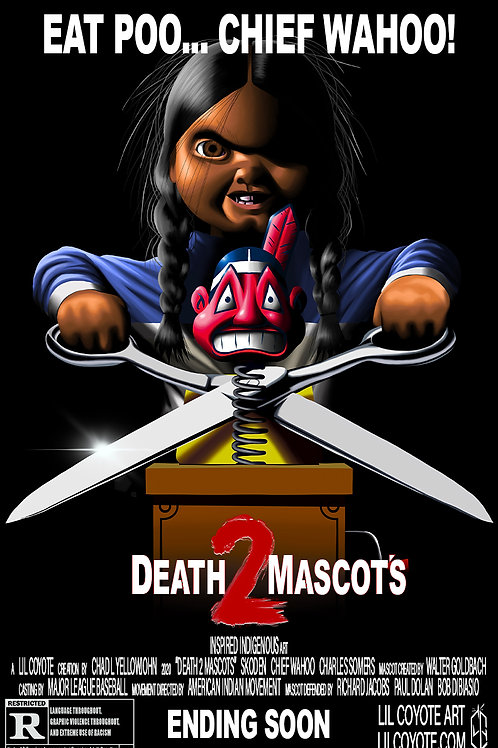 Death 2 Mascots