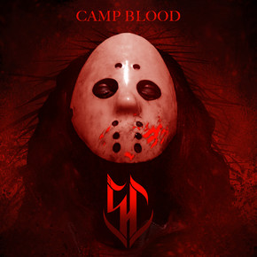 CAMP BLOOD COVER