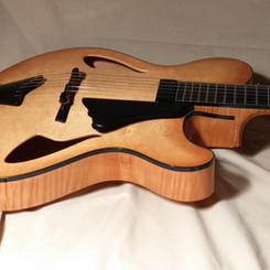 """The Phifer"""" Archtop"""