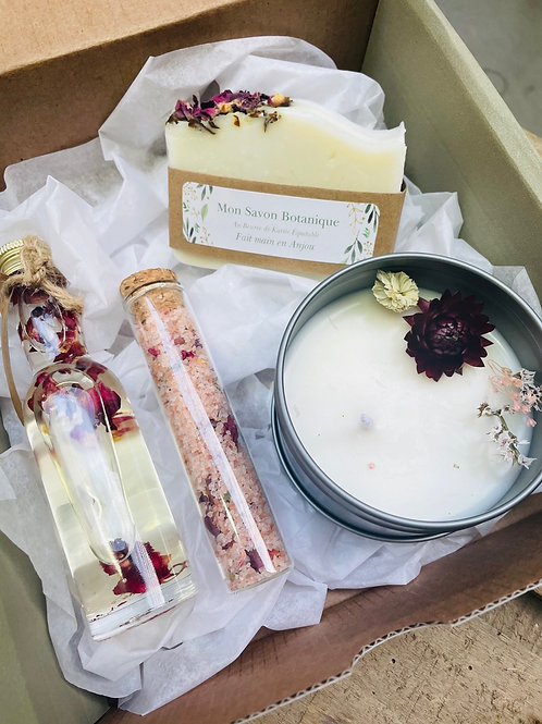 Box Beauty Fleurie