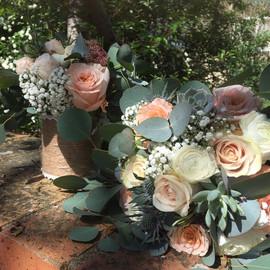 Bouquet de Mariée de Charline