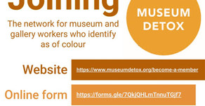 Are you working in the Museum and Heritage sector and identify as of Colour? Join us