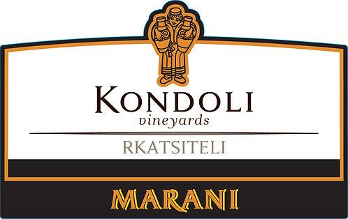 Marani Kondoli Rkatsiteli - Dry - Rkatsiteli 100%