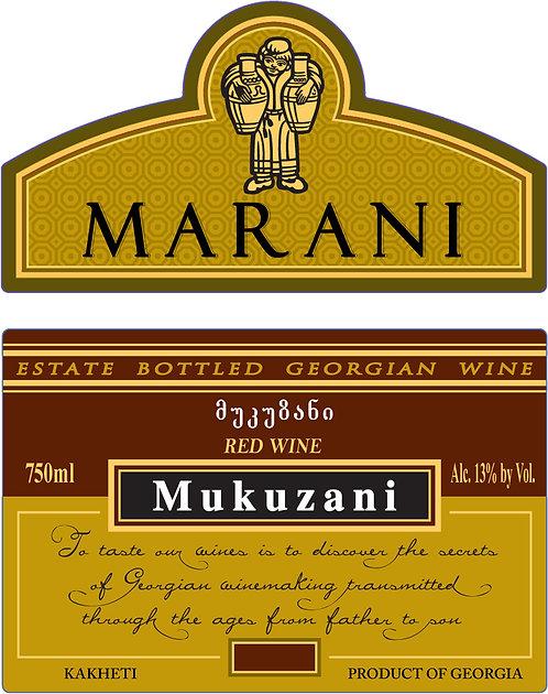 Marani Mukuzani PDO